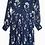 Thumbnail: שמלת שיפון מידי פליסה משגעת! M I ZIP