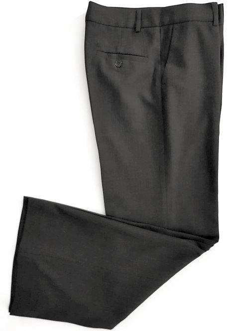 מכנסיים מחויטים מתרחבים M I ZARA