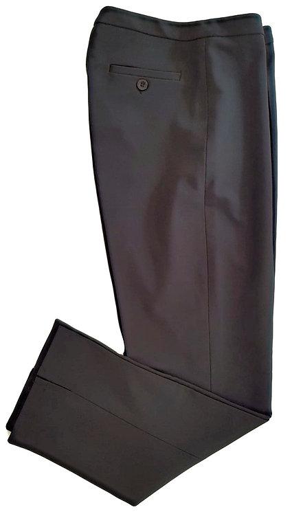 מכנסיים שחורים מחויטים M I MORGAN
