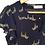 Thumbnail: שמלת שיפון זברות מקסימה!! XS\S I בלומין