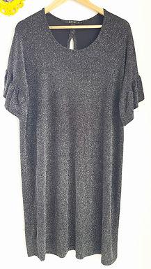 שמלה כסופה מהממת XL - LAI