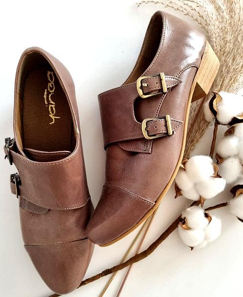 נעלי אוקספורד עור 38   Yanga