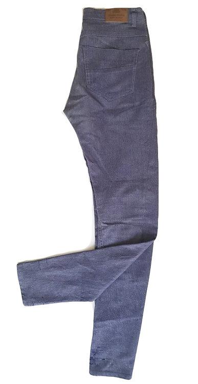 ג'ינס גבוה בסגנון רכיבה S   Studio Pasha