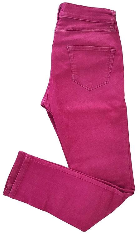 ג'ינס 8\7 גזרה נמוכה M I CASTRO