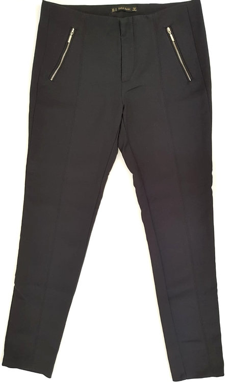 מכנסיים מחויטים M I ZARA