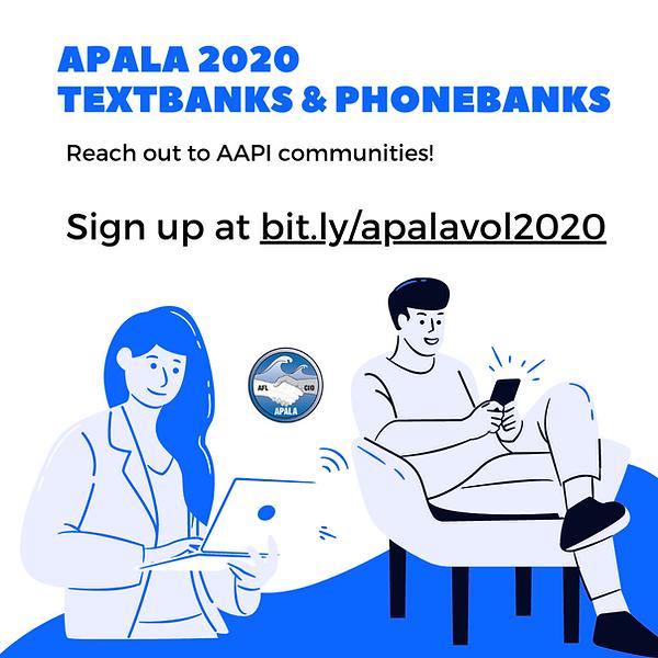 Textbank & Phonebank Action Network Camp