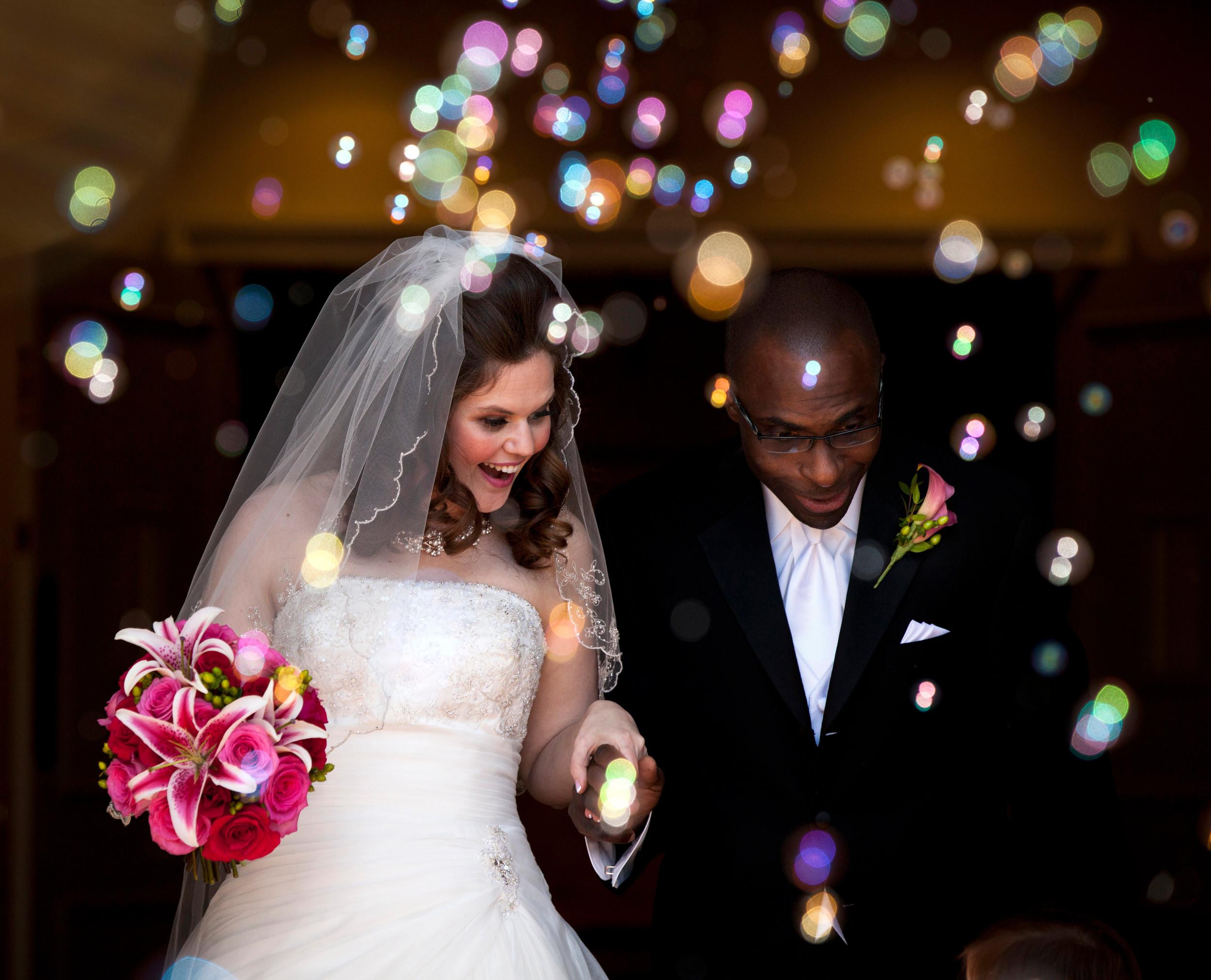 Premium Wedding DJ Service