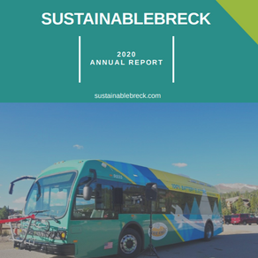 SustainableBreck Annual Report Published