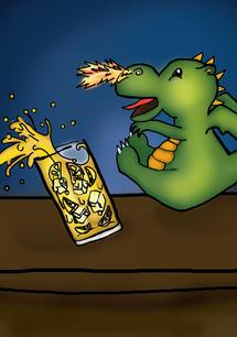 Arrek the dragon
