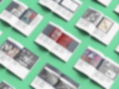 magazine print catalogue design culture