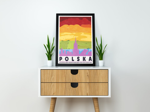 Polska poster / activist posters
