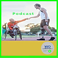 The World of disability Podcast - Copy.j