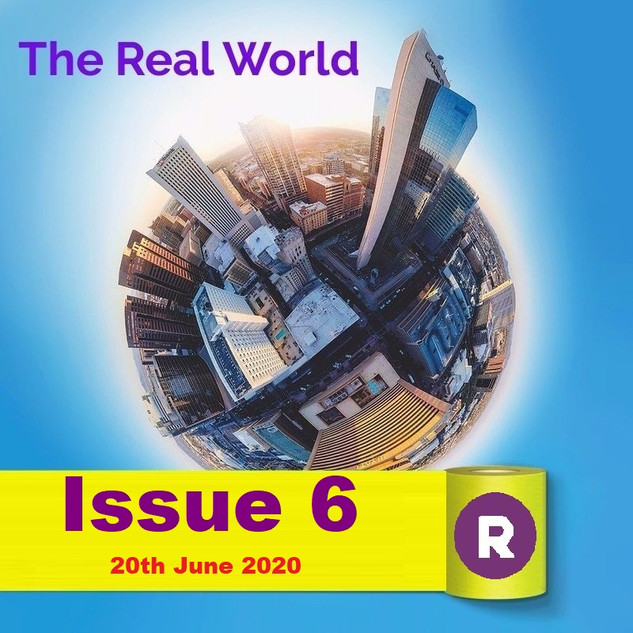 The Real World Issue 6