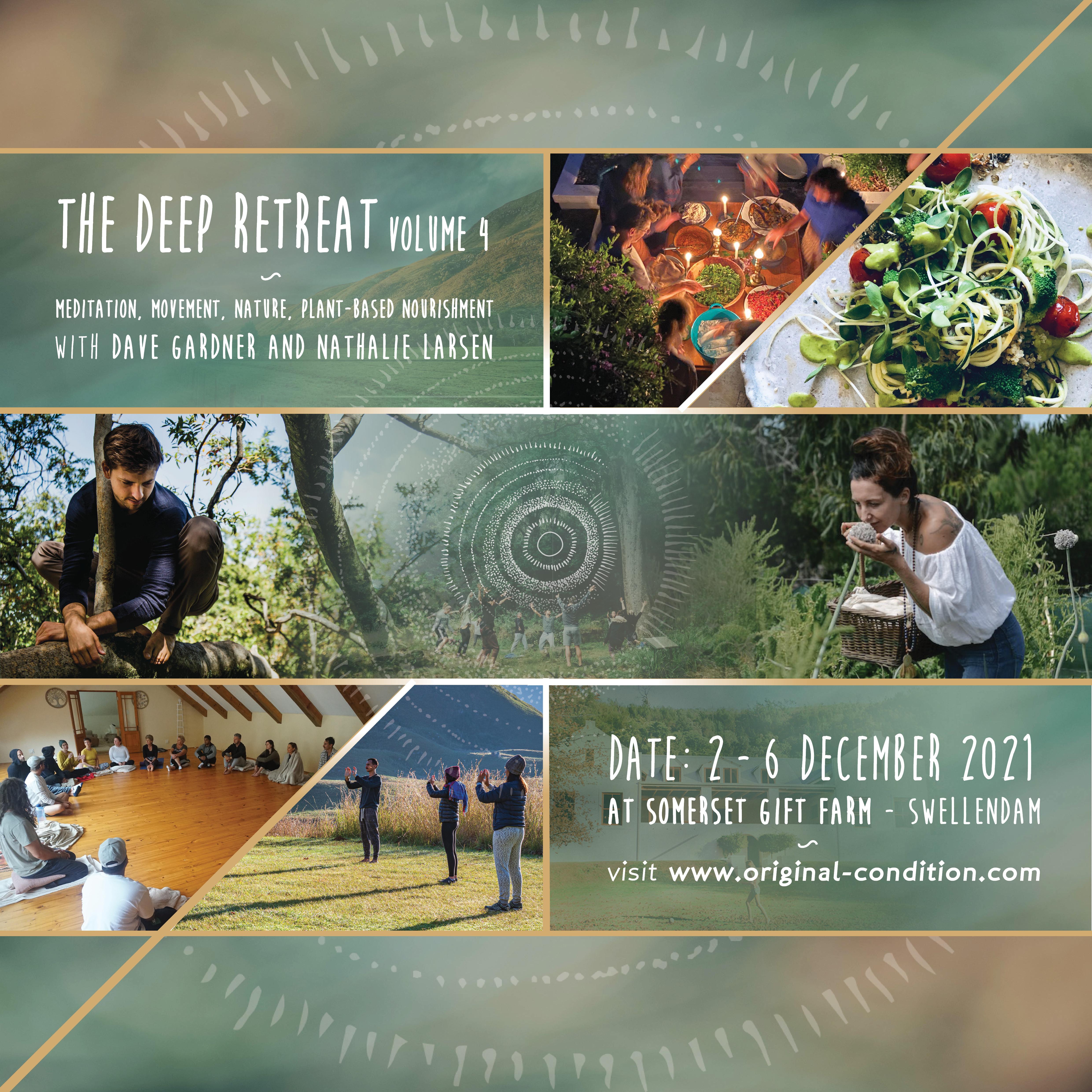 The Deep Retreat (Vol. 4) / *Sharing