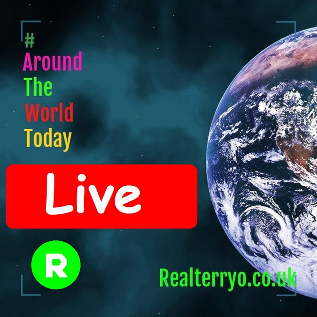 Live - Around the world today