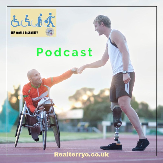 Podcast - The World of Disability