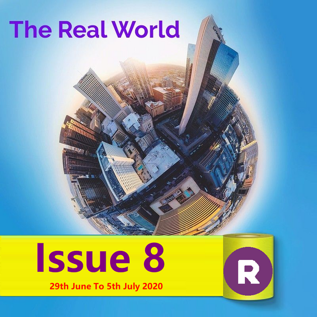 The Real World Issue 8
