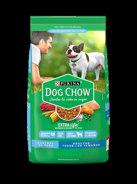 Dog Chow Control Peso 2KG-8KG-17KG