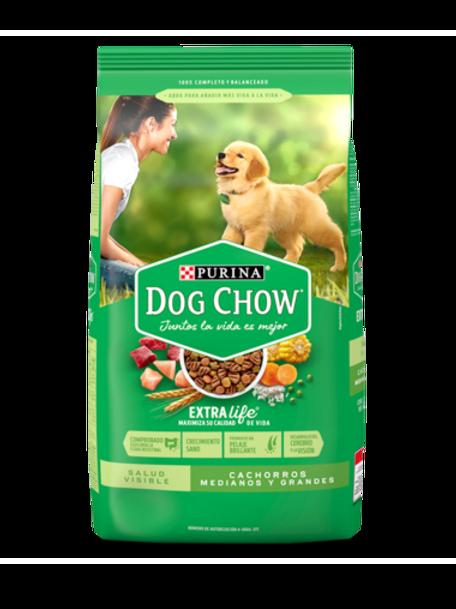 Dog Chow Cachorros 2KG-8KG-17KG-22KG