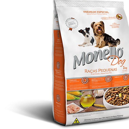 Monello Premium Adulto Razas Pequeñas 1KG-7KG-15KG-25KG