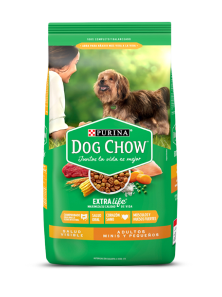 Dog Chow Adulto R.Pequeña 2KG-8KG-17KG