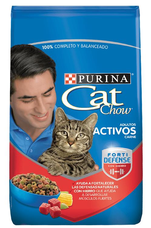 Cat Chow Adutos Activos 8KG-15KG