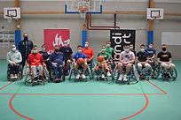 Formation Animateur Fédéral Basket Fauteuil