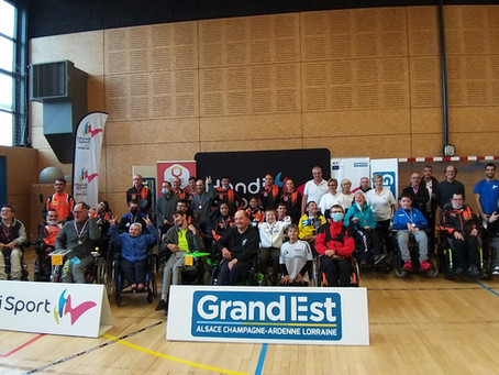 Championnats Régionaux Boccia BC-NE 2021