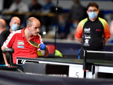 Championnat de France Elite Tennis de Table