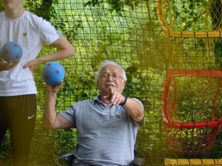Début des journées Sport&Handicaps en collaboration avec le CREPS de Reims