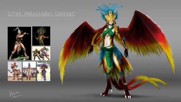 Siren Clothing Concept