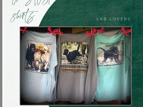 GIFT IDEA FOR LAB LOVERS