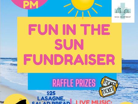 Fun in The Sun Fundraiser