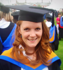 Alice Gainsford Speech Therapy Graduate