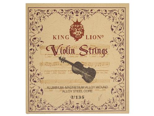 Paquete de Cuerdas Violín - (Principiantes)