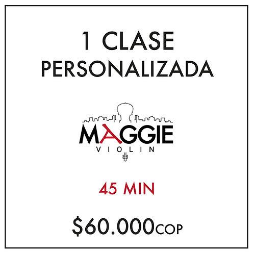 Clase de Violín Online - Maggie