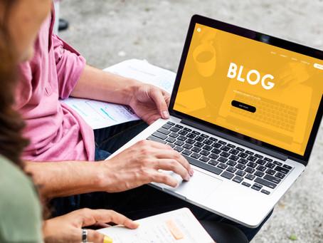 Come creare un blog con wix
