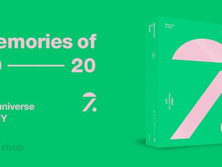 [OPEN] BTS Memories of 2020 is finally here!