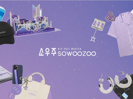 [OPEN] Early reservation for BTS SOOWOOZOO MUSTER merch!