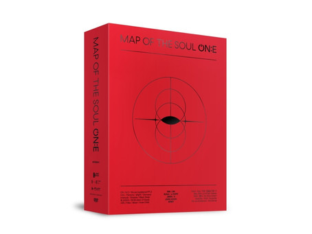 [OPEN] BTS MAP OF THE SOUL ON:E DVD & Blu-Ray!!