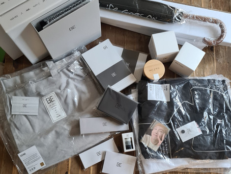 [UPDATE] BTS BE Official Merchandise arrival!