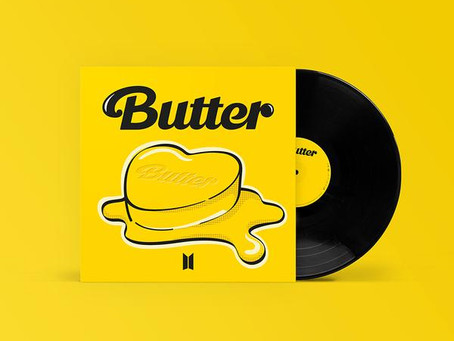 [OPEN] BTS 'Butter' physical releases on pre-order now!