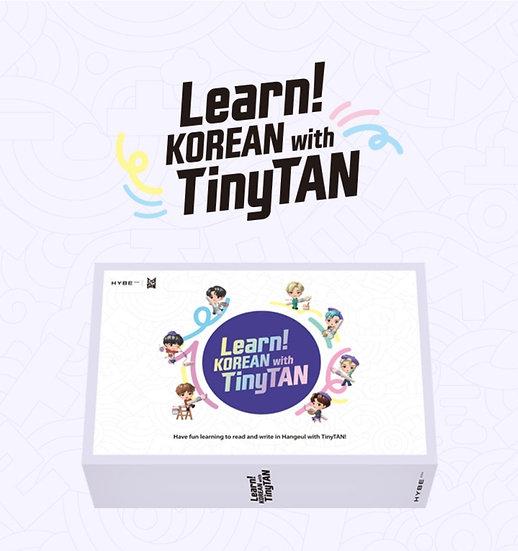 BTS Learn! KOREAN with TinyTAN