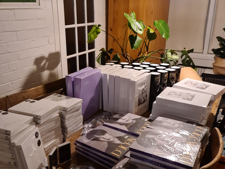 [UPDATE] Boxes 15-19 arrived safely!