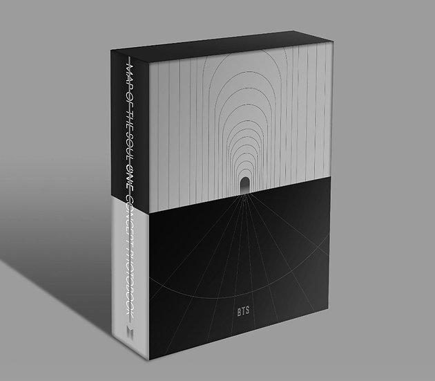BTS MOTS ON:E Concept Photobook