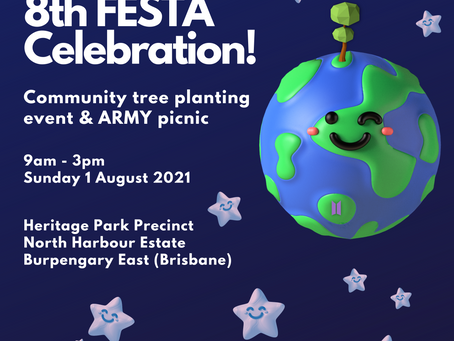 [EVENT] Celebrating 8 years together with BTS & ARMY!!
