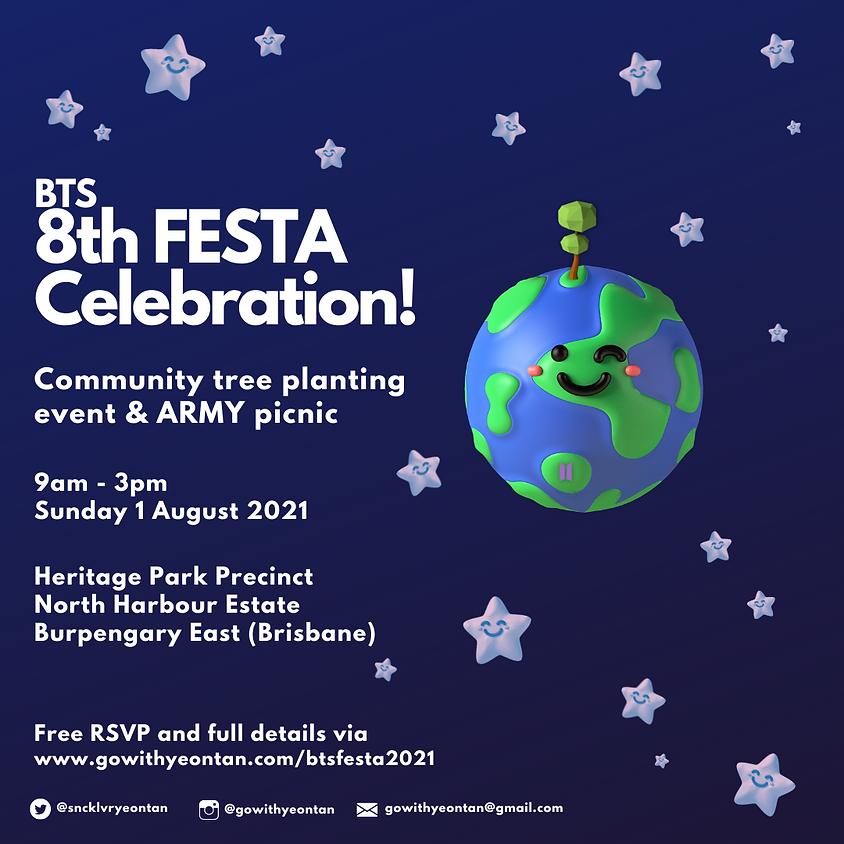 8th FESTA celebration