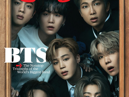 [OPEN] BTS x Rolling Stone (US) is open for pre-order!