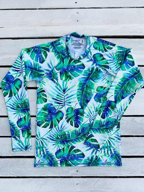 Royal Palms Long Sleeve Sun Shirt