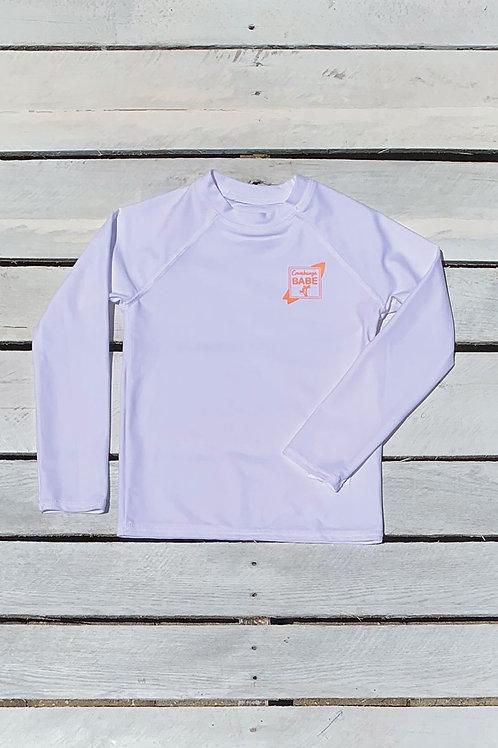 Cowabunga Babe Long Sleeve Sun Shirt